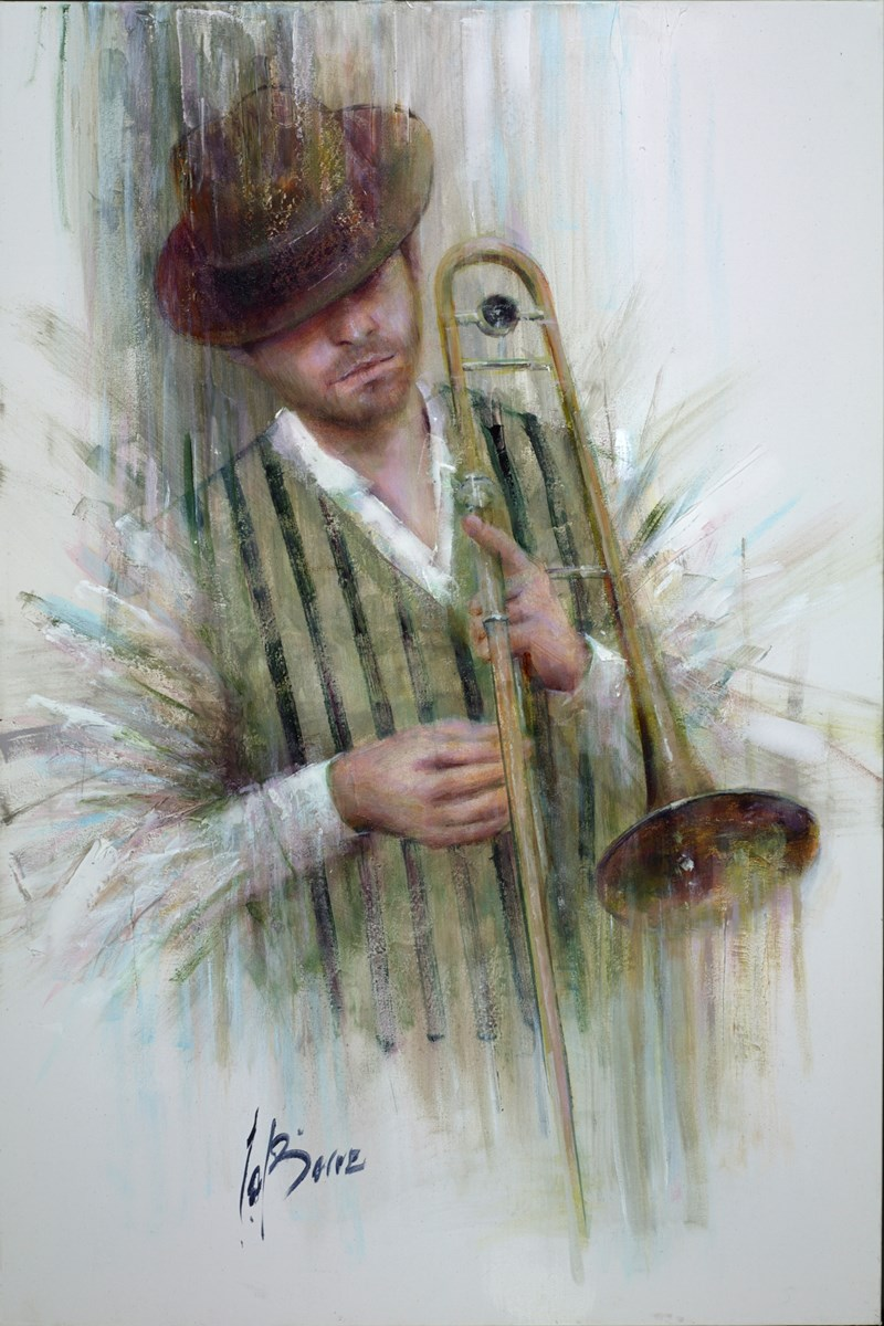 A Man and His Trombone